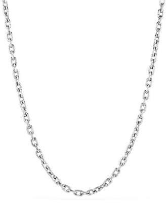 David Yurman Chain Link Narrow Necklace