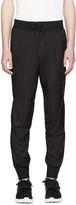 Y-3 Sport Black Ultralight Lounge Pants
