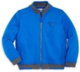 Giorgio Armani Boys' Zip Up Sweatshirt - Big Kid