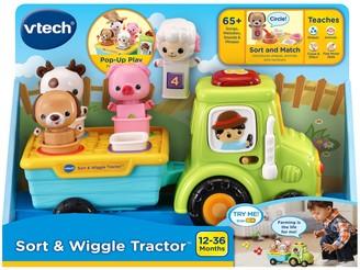Vtech Sort & Wiggle Tractor