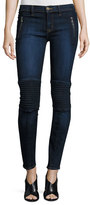 Hudson Stark Moto Skinny Jeans, Civilian