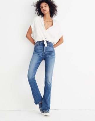Madewell Skinny Flare Jeans