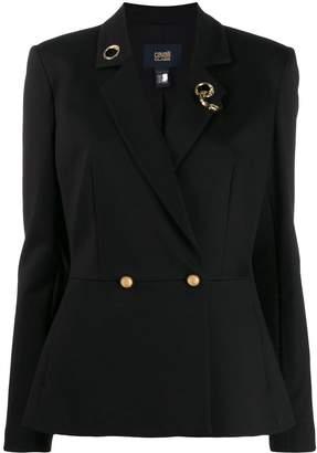 Class Roberto Cavalli fitted blazer