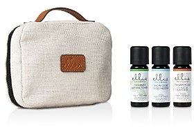 Homedics Holiday Travel Pouch & Oil Set