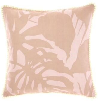 Linen House Utopia Cushion in Sky Sky Cushion-48x48cm