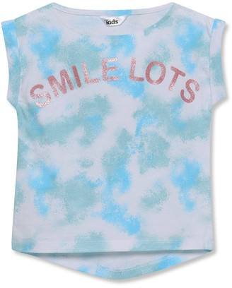 M&Co Smile lots t-shirt (9mths-5yrs)