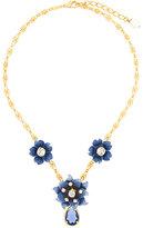 Dolce & Gabbana flower necklace