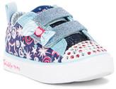 Skechers Twinkle Breeze 2.0 Razzle Up Sneaker (Toddler & Little Kid)