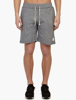 Saturdays Surf NYC Grey Cotton 'Austin' Shorts