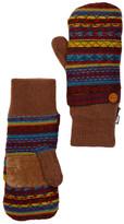 Muk Luks Vintage Sweater Mittens