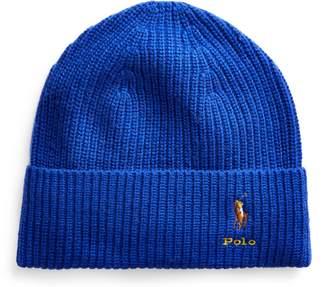 Ralph Lauren Ribbed Hat