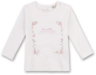 Sanetta Baby Girls' 906401 Longsleeve T - Shirt