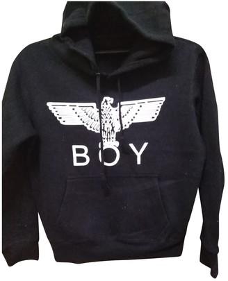 Boy London Black Cotton Knitwear for Women