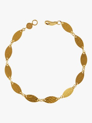 Gurhan Thin Willow Flake Bracelet