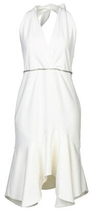 Halston Short dress