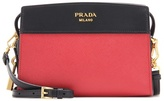 Prada Esplanade leather shoulder bag