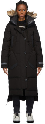 Canada Goose Black Black Label Aldridge Parka