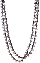 Feathered Soul Women's Depth Wrap Necklace