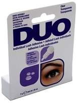 Duo Eyelash Individual Adhesive Clear 0.25 Ounce (7ml) (3 Pack)