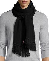 Canada Goose Men's Merino Wool Fringed Scarf