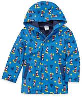 Disney Boys Mickey Mouse Raincoat-Preschool