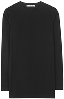 Acne Studios Idony Cotton-blend T-shirt