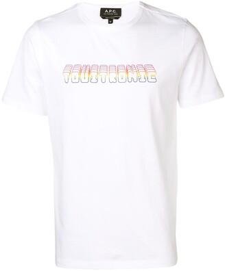 A.P.C. Touitronic T-shirt