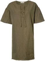 Ulla Johnson Marcelle dress - women - Cotton/Linen/Flax - 4