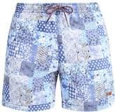 Napapijri VAIL FANTASY Swimming shorts fantasy