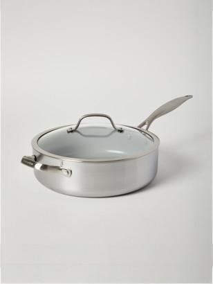 Green Pan Venice Pro 5-Quart Ceramic Non-Stick Saute Pan