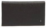 Giorgio Armani Bi-fold Grained-leather Wallet