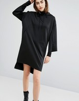 Cheap Monday Oversized Sweat Hooded Dress