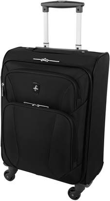 Atlantic Medallion 21-Inch Carry-On Spinner Suitcase