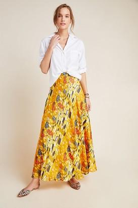 Nicky A-Line Maxi Skirt