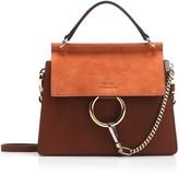 Chloé Faye Foldover Tote Bag
