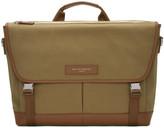 WANT Les Essentiels Beige Canvas Jackson Messenger Bag