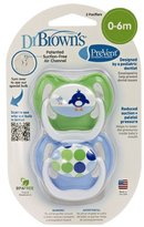 Dr Browns Dr. Brown's PreVent Pacifier - Blue - 0 - 6 Months