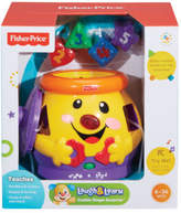 Fisher-Price NEW Laugh & Learn Cookie Shape Surprise