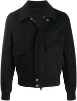 Ami Paris zip-up short jacket
