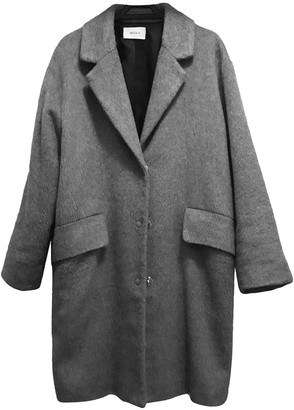 Vicolo Grey Coat for Women