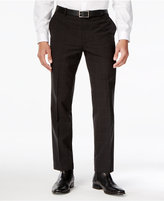 INC International Concepts Men's Windowpane-Check Dress Pants, Only at Macy's