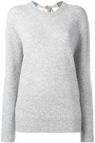 Joseph cashmere ribbed detail jumper - women - Cashmere - S