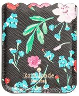 Kate Spade Tech Accessories Jardin Sticker Pocket