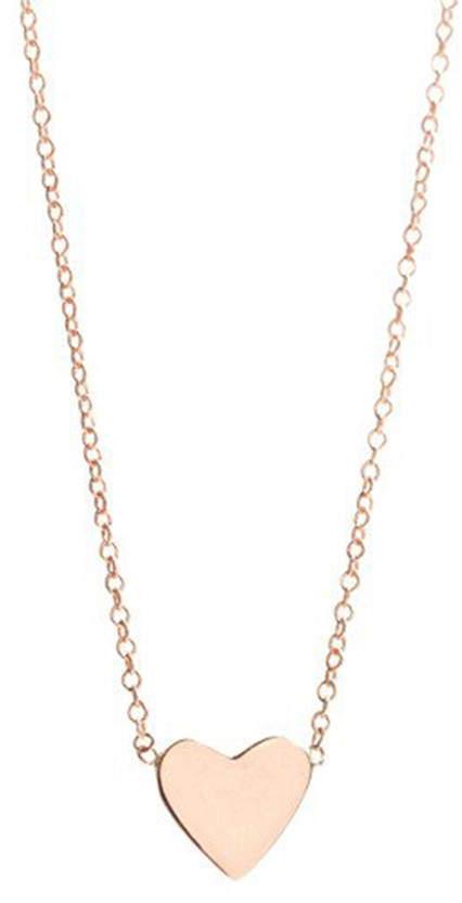 Ariel Gordon Heart Necklace