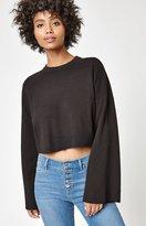 La Hearts Modern Bell Sweater