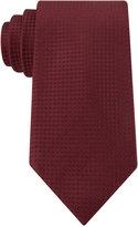 Calvin Klein Men's HC Modern Gingham Slim Tie