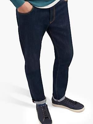 Joules 5 Pocket Slim Fit Jeans, Blue Denim