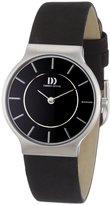 Danish Design Women's Quartz Watch 3324406 with Leather Strap