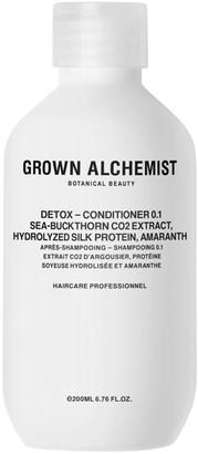 GROWN ALCHEMIST 200ml Detox Conditioner