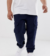Another Influence slim fit cuffed cargo pants